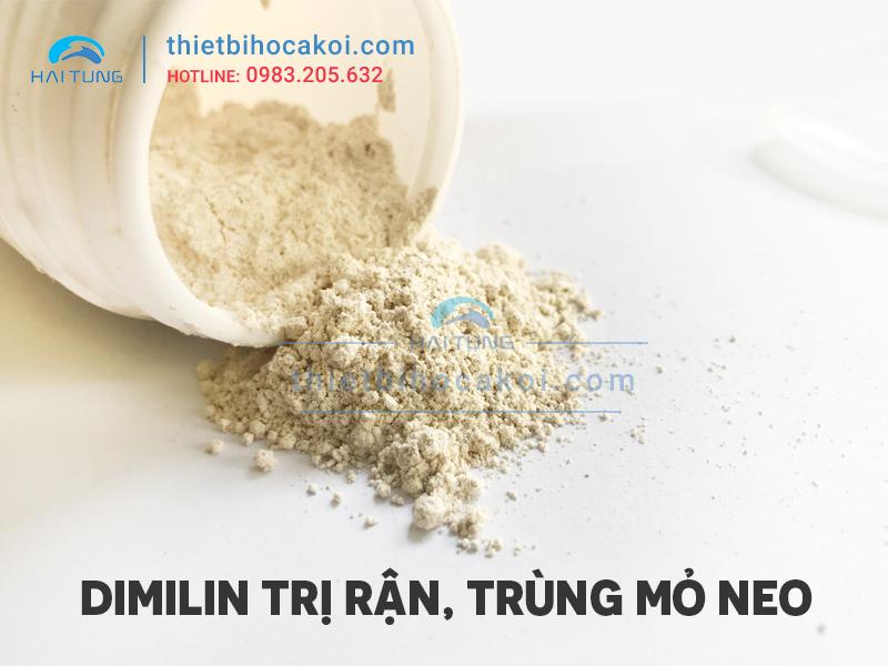 Thuốc Dimilin trị rận, trùng mỏ neo 1 gram