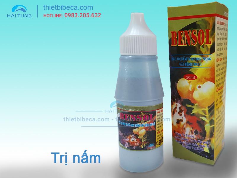 Thuốc Trị Nấm Bensol
