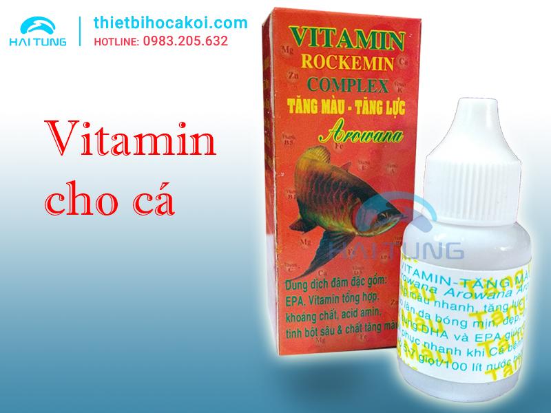 Vitamin Rockemin