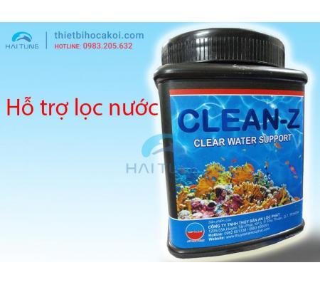 CLEAN-Z Hỗ trợ lọc nước