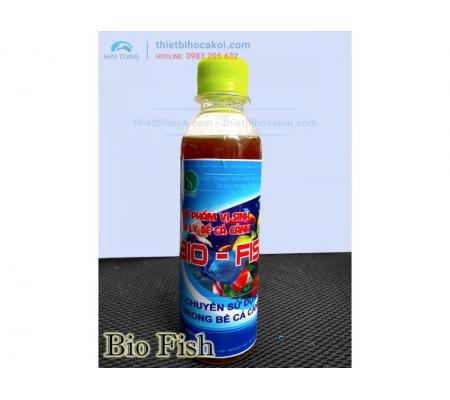 Men vi sinh Bio Fish 250ml