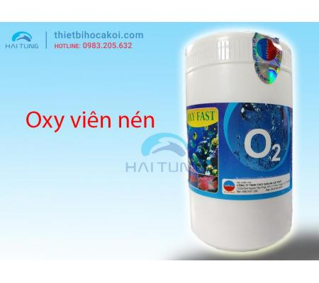 OXY FAST bổ sung Oxy cho hồ cá lọ 500g