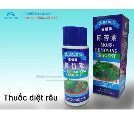 Thuốc Diệt Rêu Badun