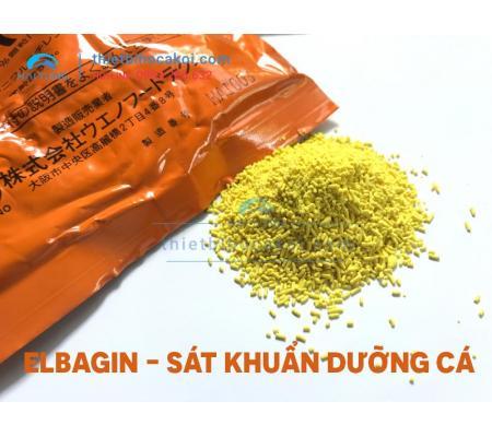 Thuốc sát khuẩn dưỡng cá ELBAGIN-YellowPowder gói 50g